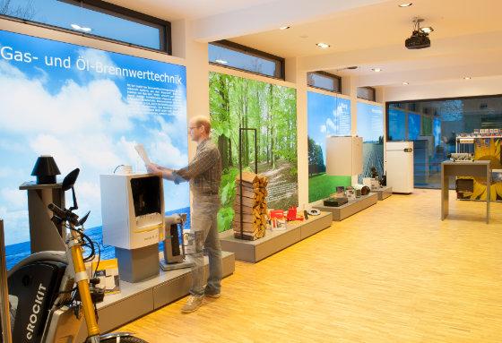 Moglichkeiten Der Energieerzeugung In Unserer Energieausstellung In