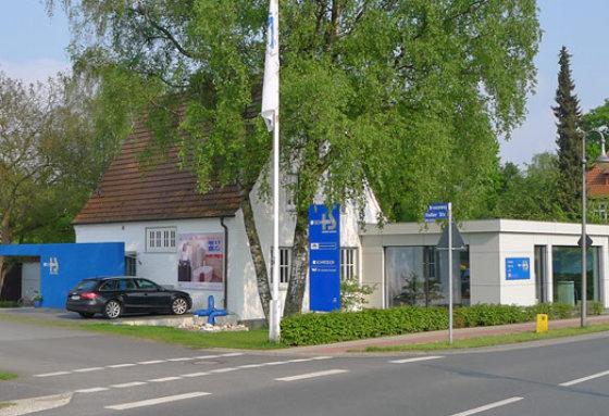Kontakt Und Anfahrt Henrich Schroder Gmbh Gutersloh Isselhorst